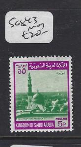 SAUDI ARABIA  (PP1801B) SG  843   MOG