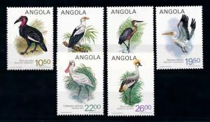 [75608] Angola 1984 Birds Vögel Oiseaux  MNH