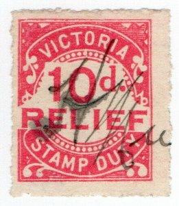 (I.B) Australia - Victoria Revenue : Relief Tax 10d