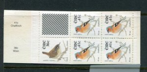 Ireland Complete Booklet 1423a MNH