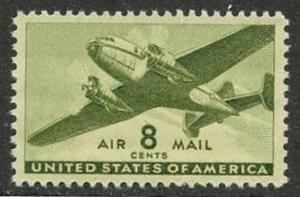 US Scott #C26 Mint, XF/S, NH