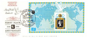 Micronesia, Worldwide First Day Cover, Stamp Collecting
