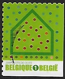 Belgium - 2376 - Insulated House  - Used