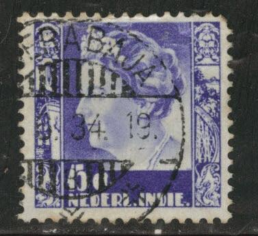 Netherlands Indies  Scott 175 used from 1934