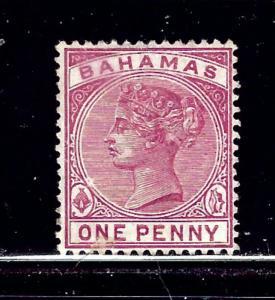 Bahamas 27 Used 1884 issue