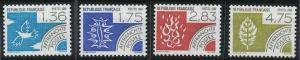 France 2101-2104 MNH (1988)