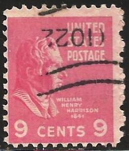 United States 1938 Scott# 814 Used