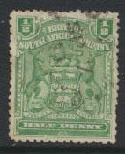 British South Africa Company / Rhodesia  SG 75   used see scan