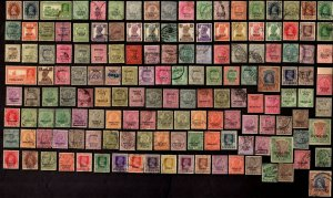 150 PATIALA (INDIAN STATE) Stamps