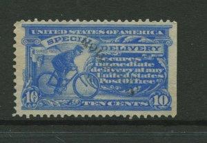 E6aS Variety Specimen Overprint Unused Stamp (L1140-29) *SEE APEX CERT INSIDE*