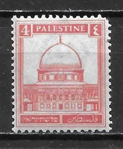Palestine, 65, Mosque of Omar (Dome of the Rock) Single, **MNH** (z1)
