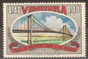 Venezuela #C950 Mint Never Hinged VF  (ST529)