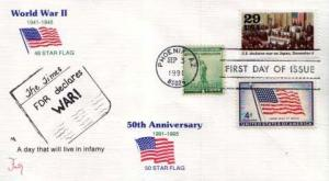 United States, First Day Cover, Arizona