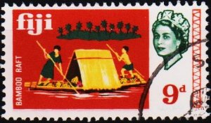 Fiji. 1968 9d S.G.377 Fine Used