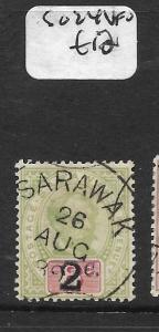 SARAWAK  (PP2803B)  2C/2C  SG 24  VFU