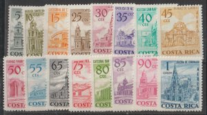 Costa Rica  SC  C561-76  Mint Never Hinged