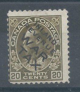 Canada FW 76 U