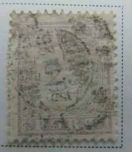 Surinam Postage Due 1913 25c Fine Used A13P9F947
