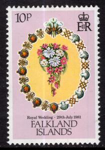 Falkland Islands 324 MNH VF