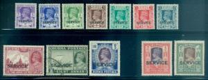 Burma #O15//O27  M & U  Scott $209.40   #O23 Used