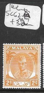 MALAYA KELANTAN  (P1211B) 2C  SG62A  MOG