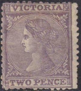 Victoria 1863-1867 SC 75 Mint