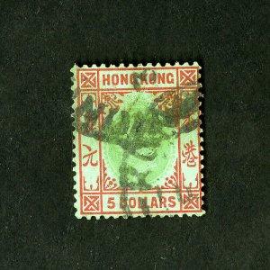 Hong Kong Stamps # 84 Used VF Catalog Value $575.00