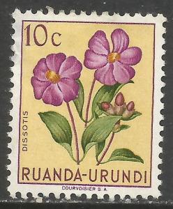 RUANDA URUNDI 114 MOG FLOWER 280G