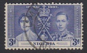 NIGERIA, Scott 52, used