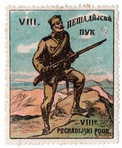 (I.B) Russia Cinderella : Foot Soldier (Delandre)