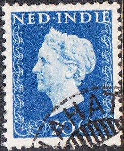 Netherlands Indies #282  Used