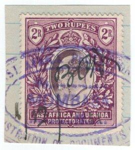 (I.B) KUT Revenue : East Africa & Uganda Duty 2R (Registration of Documents)