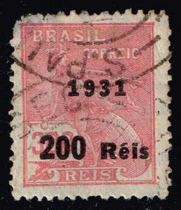 Brazil #356 Mercury; Used (1.25)