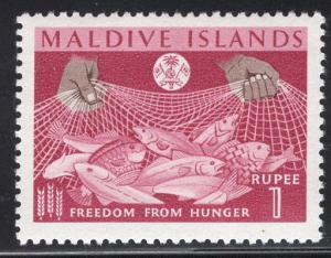 MALDIVE ISLANDS SCOTT 123