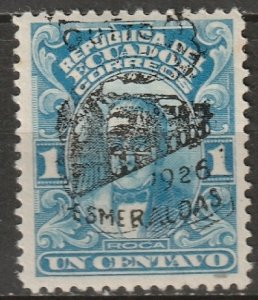 Ecuador 1926 Sc 260 MH*