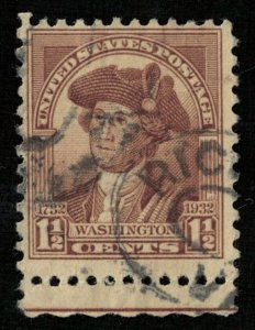 United States, Washington, 1932, MC #336 (3255-Т)
