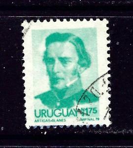 Uruguay 957 Used 1979 issue