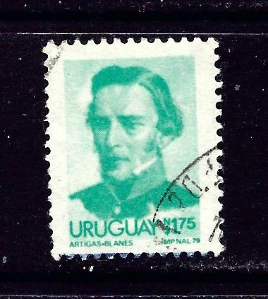 Uruguay 957 Used 1979 issue
