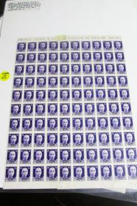 Italy Rare MNH 1943 Military Stamps Sheets & Multiples Scott Value $11,000.00