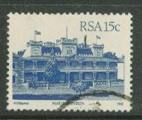 RSA SG 521  FU   tiny paper crease on reverse