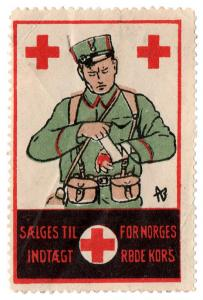 (I.B) Norway Cinderella : Red Cross Fund