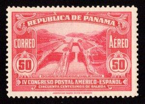 Panama Scott C25 Mint never hinged.