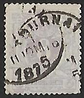 Belgium # 31 - Numeral 8ct - used  [BL5]
