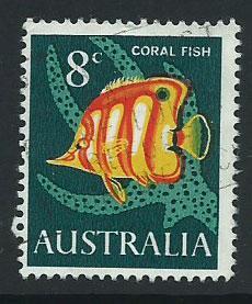 Australia SG 389 VFU