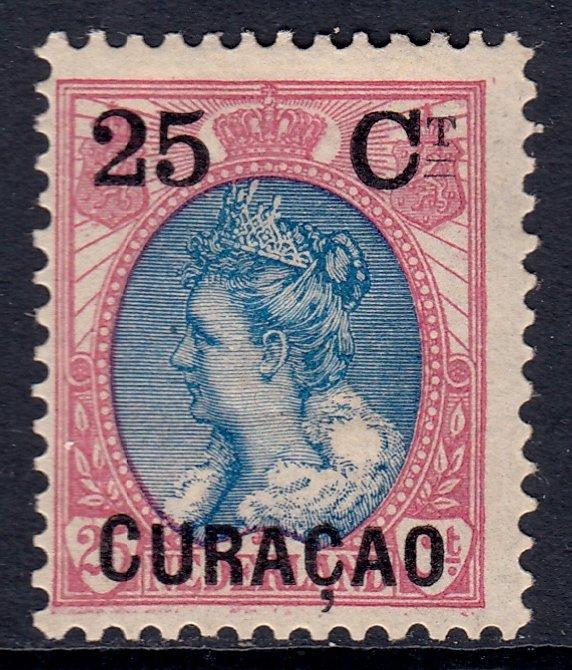 Netherlands Antilles - Scott #27 - MH - SCV $2.00
