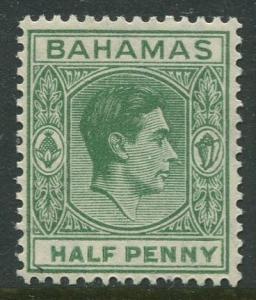 STAMP STATION PERTH Bahamas #100 KVI Definitive 1938 MNH CV$1.00
