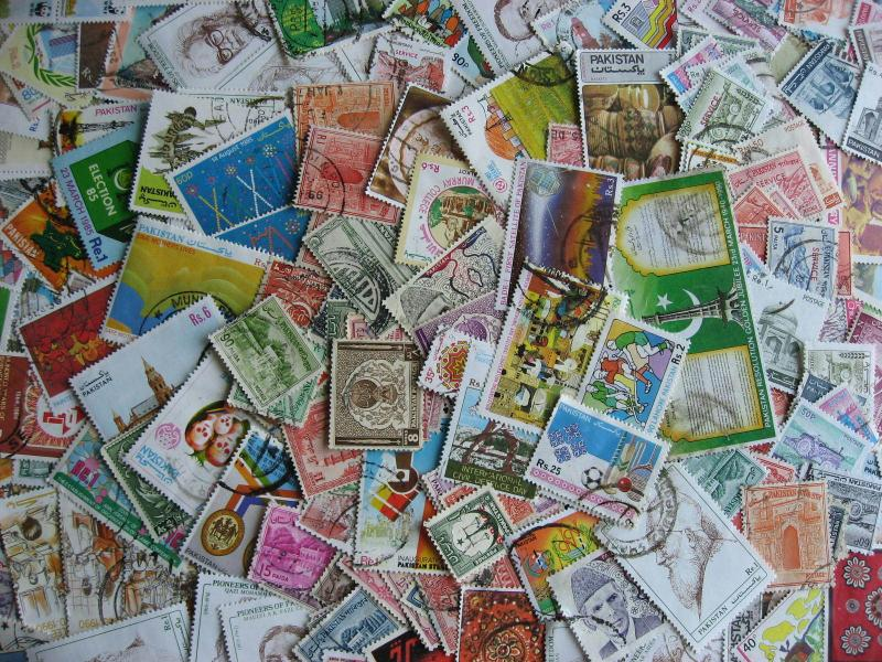 PAKISTAN 200 different, lots of commemoratives here,some mixed condition