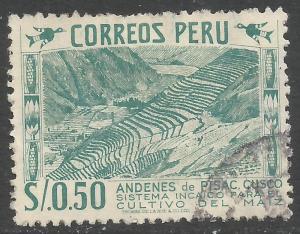 PERU 486 VFU Q175