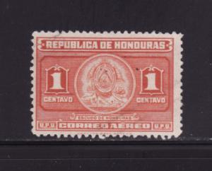 Honduras C155 U Seal of Honduras (B)