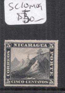 Nicaragua SC 10 MOG (4dnh)